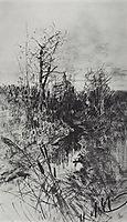 A creek, c.1885, levitan