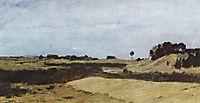 Fields, 1899, levitan