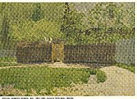 The First Green. May., 1888, levitan