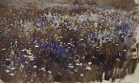 Flowery meadow, c.1895, levitan