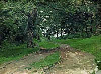 Forest, levitan