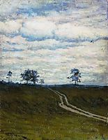 Gloomy, 1899, levitan
