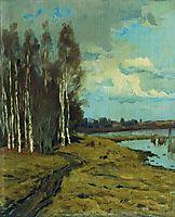 Landscape, levitan