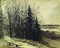 Landscape, 1892, levitan