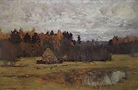 Late Autumn, c.1896, levitan