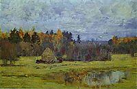 Late Autumn, c.1894, levitan