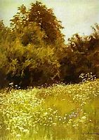 Meadow on the Edge of a Forest, 1898, levitan