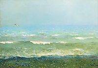 Mediterranean Seacoast, 1890, levitan
