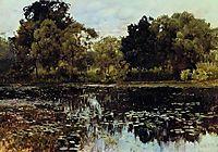 Overgrown Pond, 1887, levitan