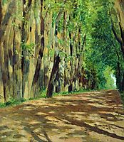 Parkway, c.1882, levitan