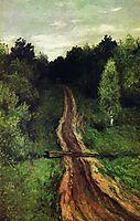 Road, 1899, levitan