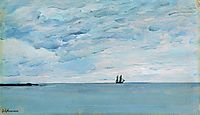 Sea by the coasts of Finland, 1896, levitan