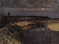 Silence, 1898, levitan