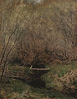Spring in the Forest, 1882, levitan
