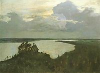 Study to , 1892, levitan