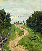 Trail, c.1895, levitan
