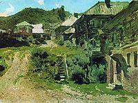View in Plyos, 1888, levitan