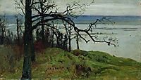 View of Volga from the high bank, 1887, levitan