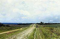 The Vladimir-s road, 1892, levitan