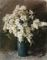 White Lilac, 1895, levitan