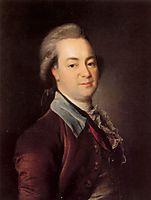 Alexander Khrapovitsky, 1781, levitzky