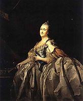 Catherine II, 1782, levitzky