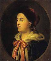 Catherine II, c.1785, levitzky