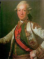 Count Ivan Grigoryevich Chernyshov , c.1790, levitzky