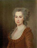 Countess Praskovia Vorontsova, levitzky