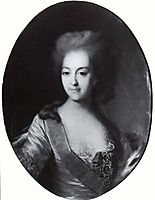 Ekaterina Orlova, c.1782, levitzky