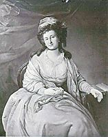 Elena Kurakina, nee. Apraksina, c.1765, levitzky