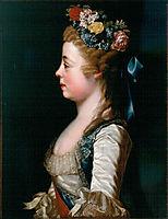 Grand Duchess Alexandra Pavlovna of Russia, 1791, levitzky