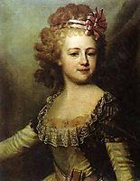 Grand Duchess Alexandra Pavlovna of Russia, c.1795, levitzky