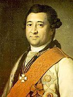 Ivan Abramovich Gannibal, levitzky