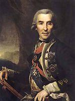 Ivan Golenishcev-Kutuzov, c.1785, levitzky