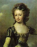 Maria Pavlovna, c.1795, levitzky