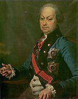 Melgunov, Alexei Petrovich, Governor-General Yaroslavl and Vologda , c.1795, levitzky