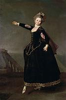 Natalia Borshchova, 1776, levitzky