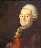 Portrait of an uknown man, c.1775, levitzky