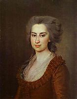 Portrait of Countess N. F. Vorontsova, c.1785, levitzky