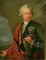 Portrait of Ivan Ivanovich Shuvalov, c.1785, levitzky