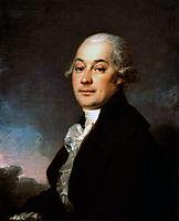 Portrait of Johann Hauffe, 1790, levitzky
