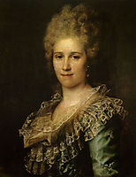 Portrait of Unknown Woman, c.1785, levitzky
