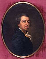Self-portrait, 1783, levitzky