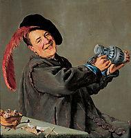 Jolly Toper, 1629, leyster