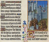 An Attack on a City, limbourg