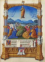 The Ascension, limbourg