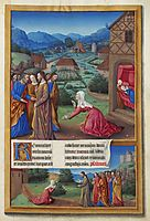 The Canaanite Woman, limbourg