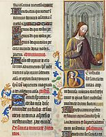 Christ Blessing the World, limbourg