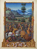 David-s Victory, limbourg